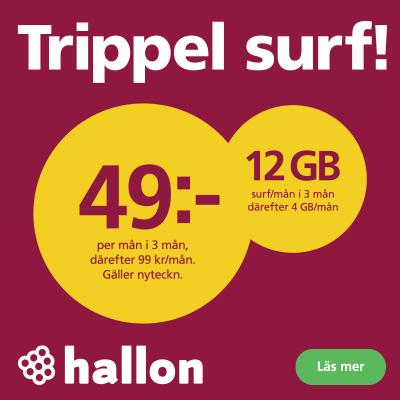 trippel surf